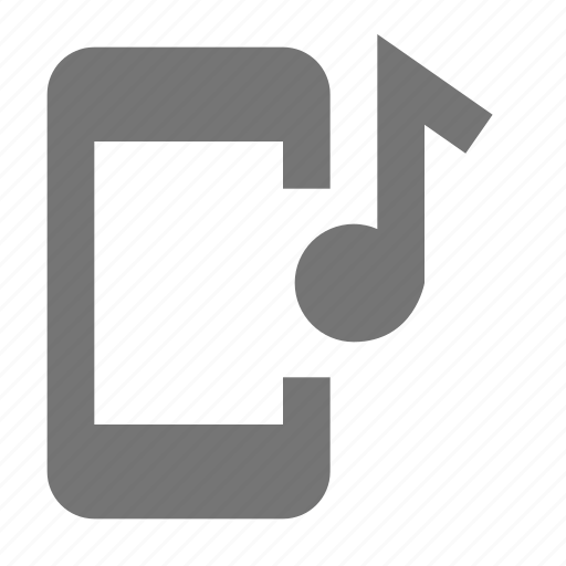 audio, music, phone, smartphone, telephone icon