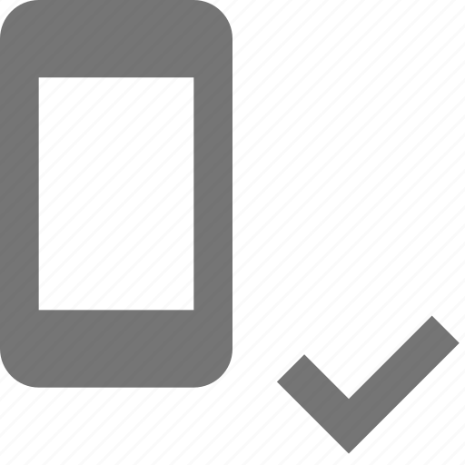 check, phone, select, smartphone, telephone icon