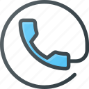 call, phone, public, sign, telephone icon
