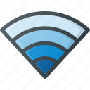 data, mobile, signal, strength, wifi, wireless icon