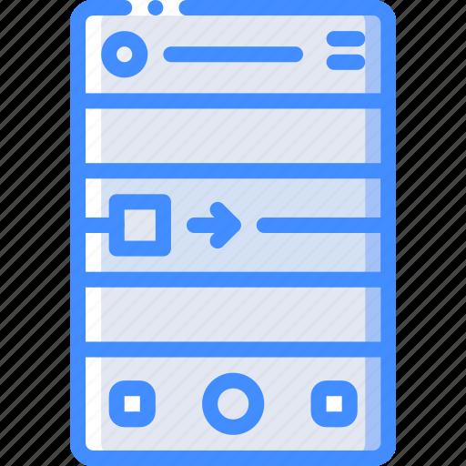 audio, experience, mobile, record, smartphone, user, ux icon