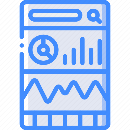 app, data, experience, mobile, smartphone, user, ux icon