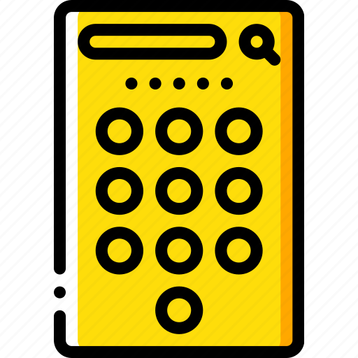 app, dialer, experience, mobile, smartphone, user, ux icon