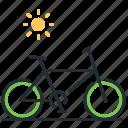bicycle, bike, sport, transport