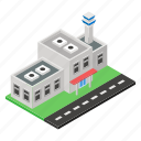 airport entrance, modern architecture, airport, station, airport terminal icon