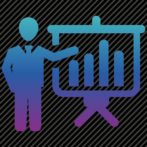 business, business icon, businessman, presentation, seo icon