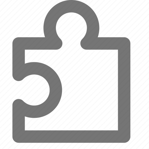 business, material, opportunity, possibility, puzzle, solutions icon