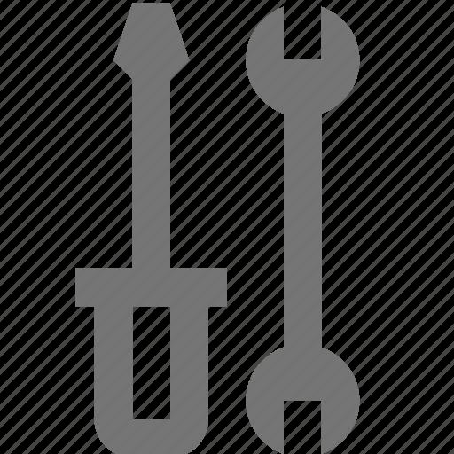 business, maintenance, material, settings, setup, tool, utility icon