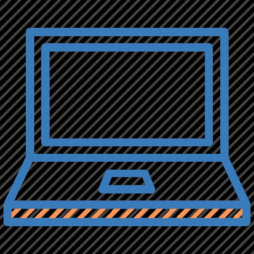 correspondence, email, laptop, marketing, message icon