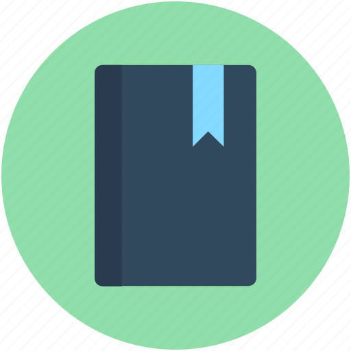 book, bookmark, diary, knowledge, reading icon