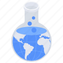 conical flask, chemical flask, laboratory flask, lab apparatus, chemical vessel