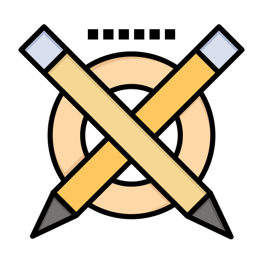 education, line, pen, pencil icon
