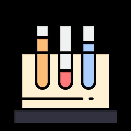 lab, medical, test, tube icon