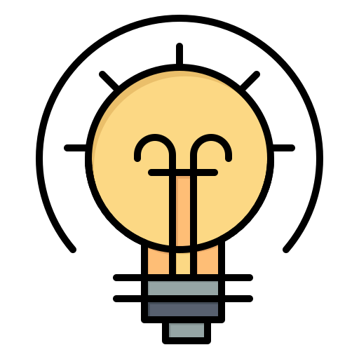 Bulb, energy, idea, solution icon - Free download
