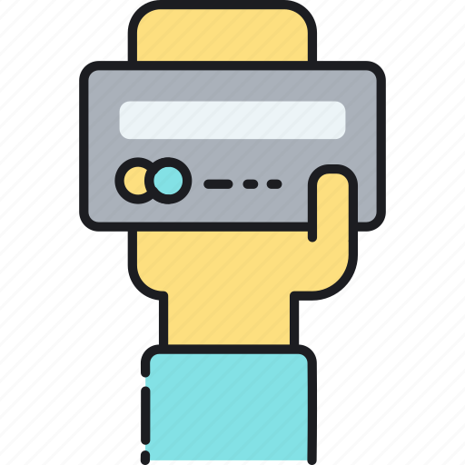 card payment, credit card, debit card, pay with card icon