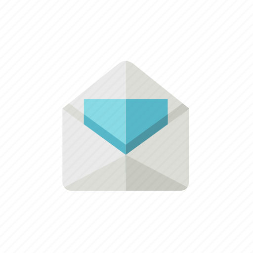 communication, connect, email, envelope, letter, mail, message, post icon