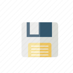 backup, disk, diskette, save, storage icon