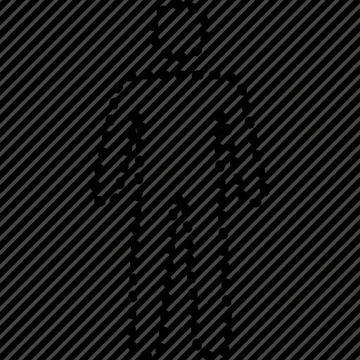 anonymous, camouflage, cloak, hidden, incognito, invisibility, invisible icon
