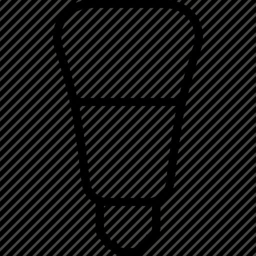 bulb, hue, led, light, lightbulb, lighting, smart icon