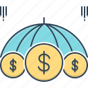 business, business insurance, guarantee, insurance, security, warranty icon