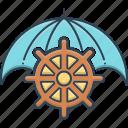 cargo, insurance, marin, marine, marine insurance icon