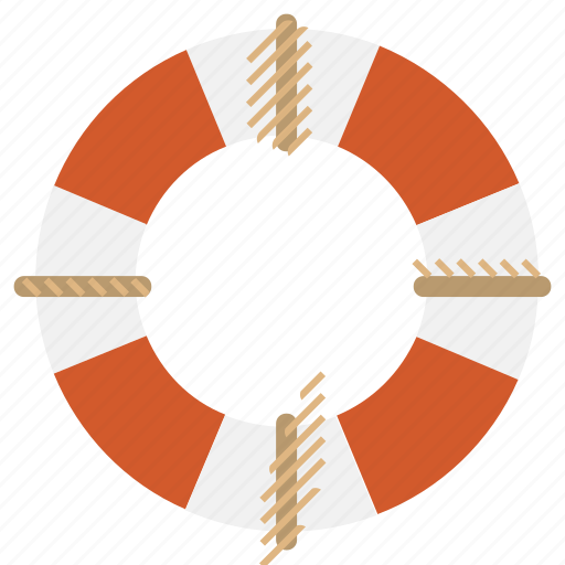 lifebuoy, lifeline, lifesaver, support icon