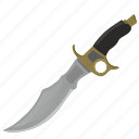 army, blade, knife, swat icon