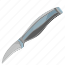 blade, instrument, knife, steel icon