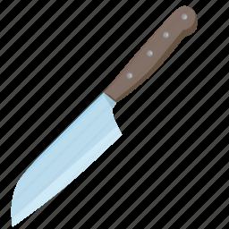 blade, cook, instrument, kitchen, knife icon