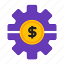 business, coin, making, money