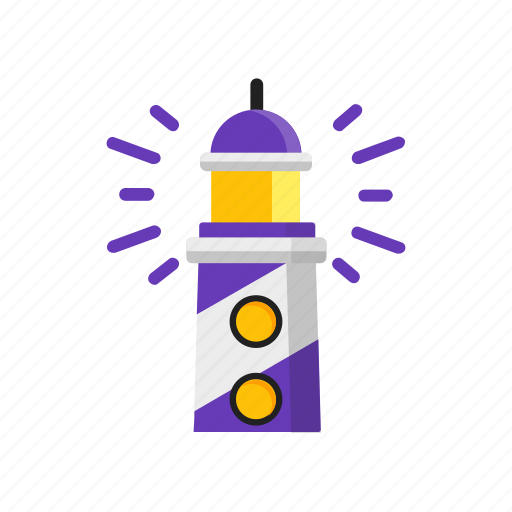 business, discover, lighthouse, search icon