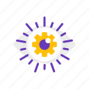 best, business, eye, vision icon