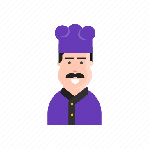 Avatar, cap, chef, cooking icon - Download on Iconfinder