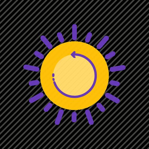 best, energy, renewable, sun icon