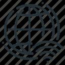 globe, internet, network, wifi, wireless internet, wireless network, worldwide network icon