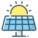 alternative, alternative energy, electricity, energy, panel, solar, solar panel icon