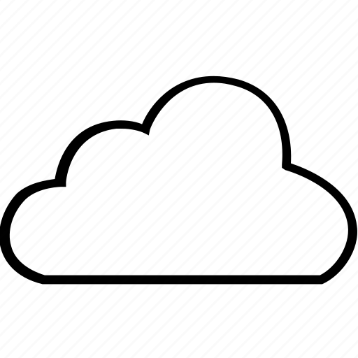 cloud, data, drive, online, storage, weather icon