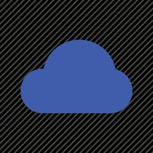 basic, cloud, drive, mobile, overcast, ui, web icon