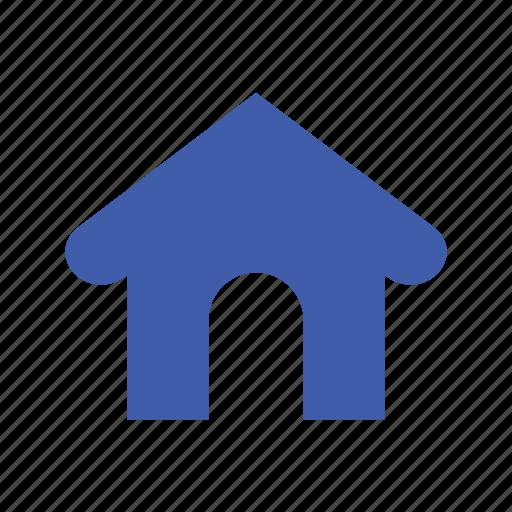 basic, building, home, house, modern, ui icon