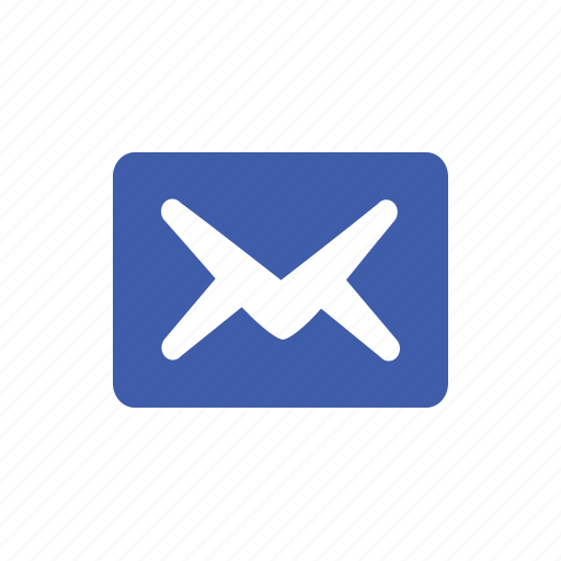basic, email, mail, message, modern, ui icon