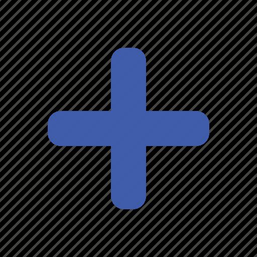 add, additional, basic, modern, plus, ui icon
