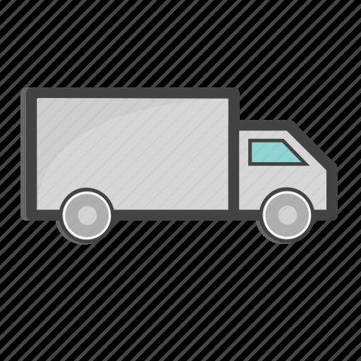 delivery, van icon