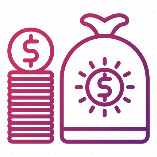 banking, cash, financial, money icon