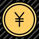 money, coin, currency, financial, yen, yuan