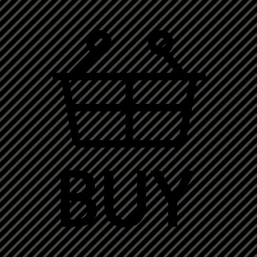 Basket, buy icon - Download on Iconfinder on Iconfinder