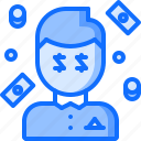 bank, coin, economy, finance, money, note, wealth icon