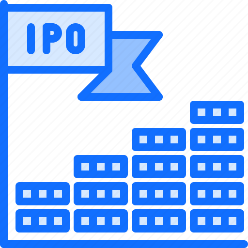 banking, coin, economy, finance, graph, ipo, money icon