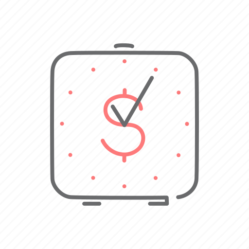 clock, finance, timer, watch icon