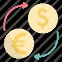 money, exchange, finance, currency, euro
