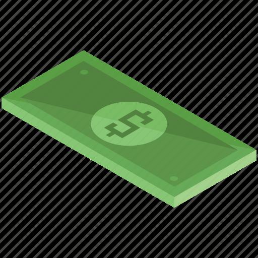 bill, dollar, finance, money, payment icon